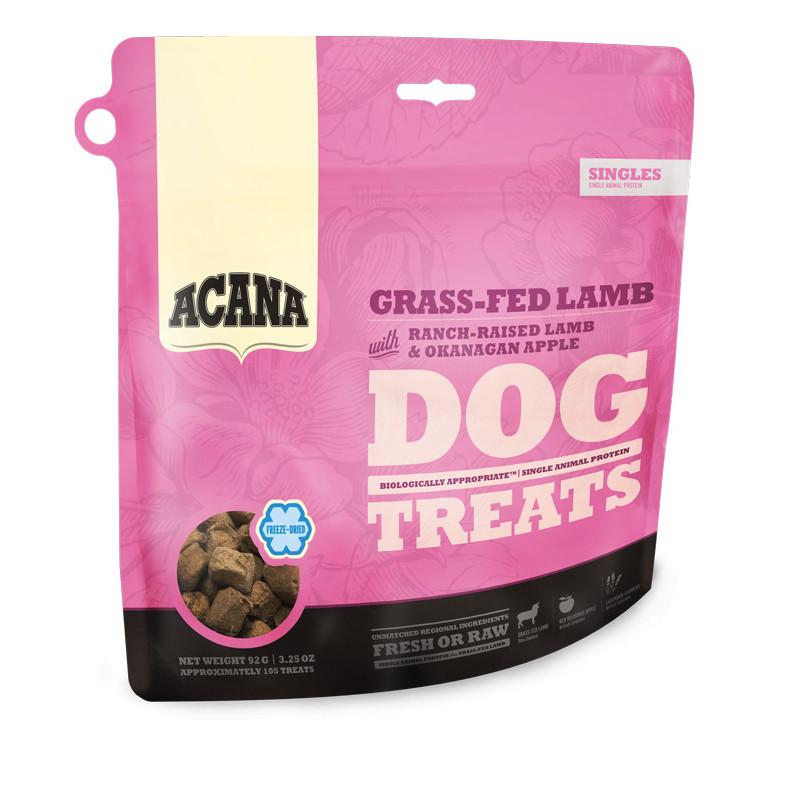 Acana GRASS-FED LAMB (Ягненок и яблоки) - лакомства для собак