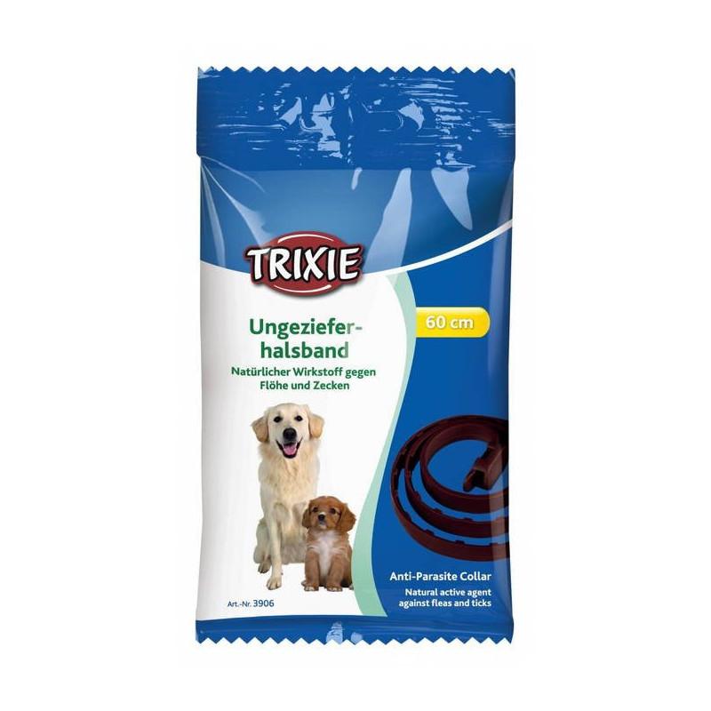Trixie (Трикси) Инсектицидный био-ошейник от блох и клещей для собак