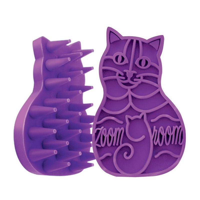 Щетка KONG (Конг) ZoomGroom - Щетка Зумгрум для котов