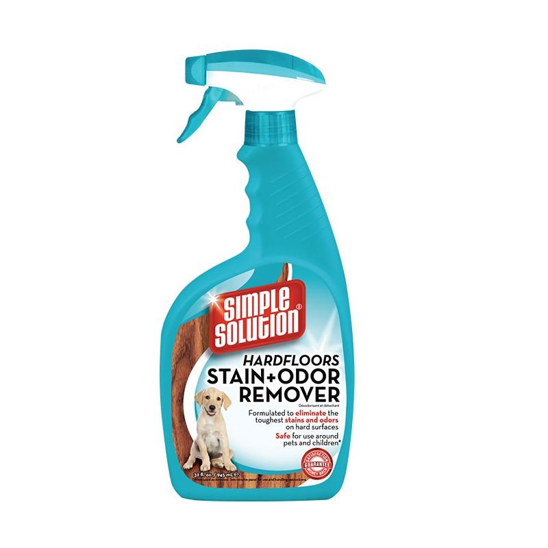 Hardfloors stain and odor remover жидкое средство для удаления запаха и пятен от загрязнений с твердых поверхностей