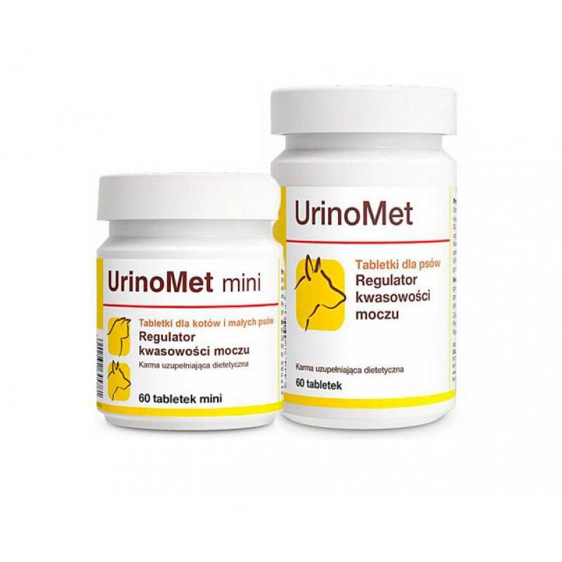 Dolfos (Дольфос) UrinoMet - Таблетки Уриномет для кошек и собак с проблемами мочеполовой системы