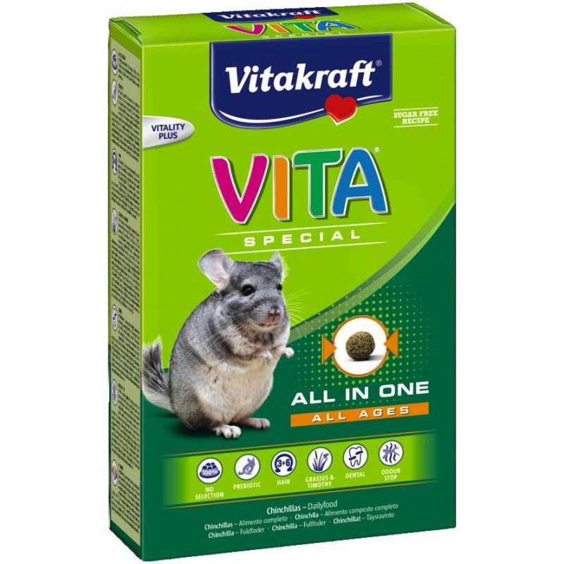 Корм VITACRAFT VITA SPECIAL REG для шиншил