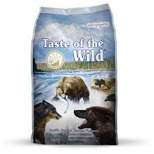 Taste of the wild (Тейст оф зе вилд) Pacific stream canine formula - Сухой корм с копченым лососем для собак - Фото 2