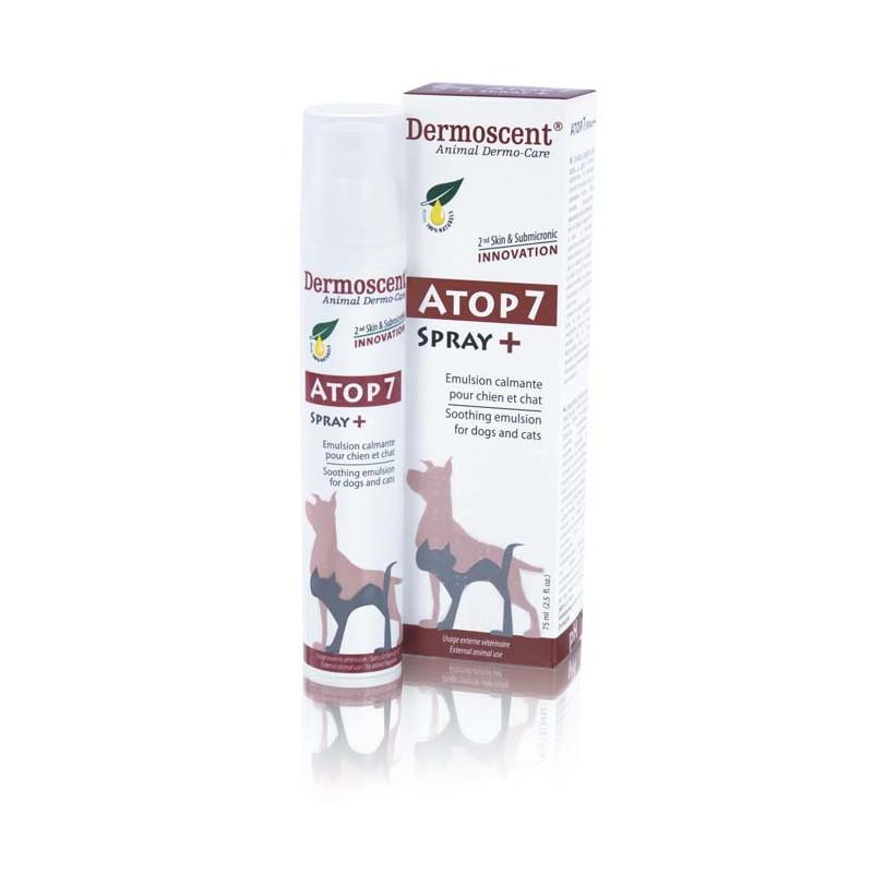 Dermoscent (Дермосент) ATOP 7 Spray+ Успокаивающая эмульсия