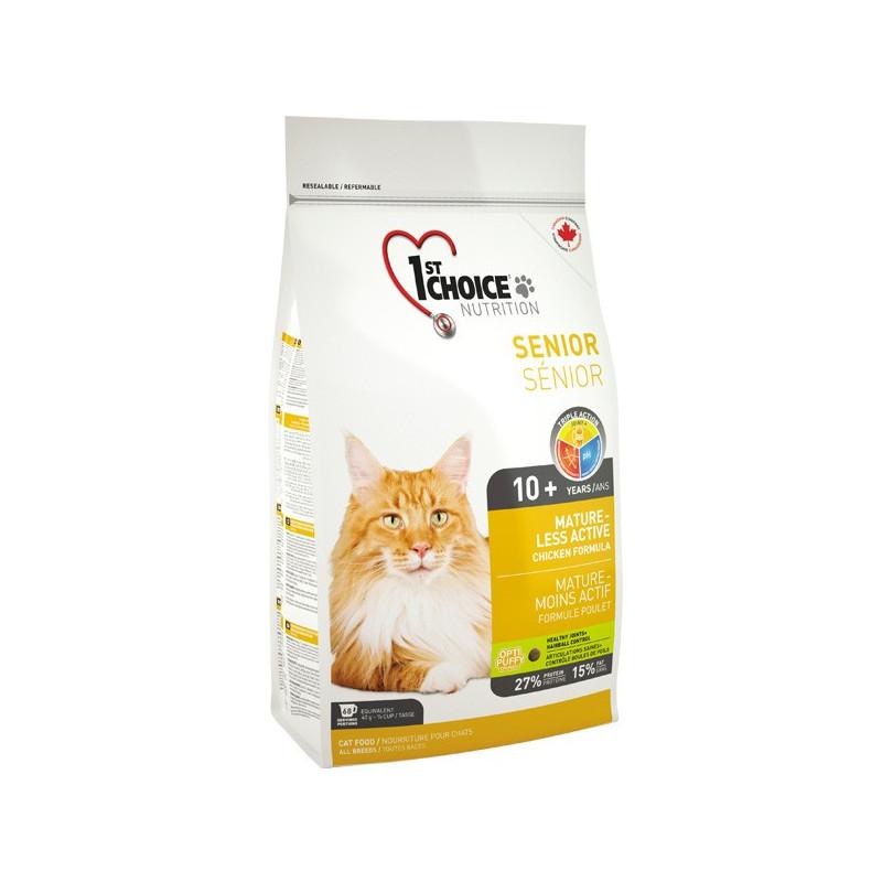 1st Choice (Фест Чойс) Senior - Сухой корм для пожилых или малоактивных котов