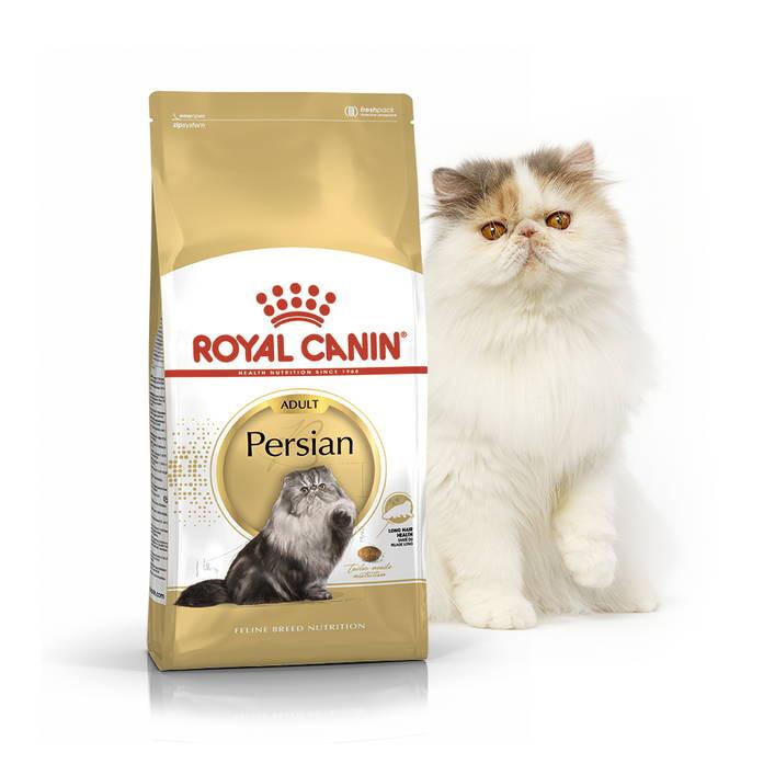 Royal Canin (Роял Канин) Persian Adult - Сухой корм с птицей для взрослых персидских кошек - Фото 3