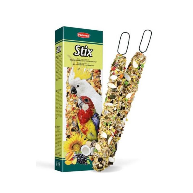 Stix pappagalli зерновая палочка для крупных попугаев