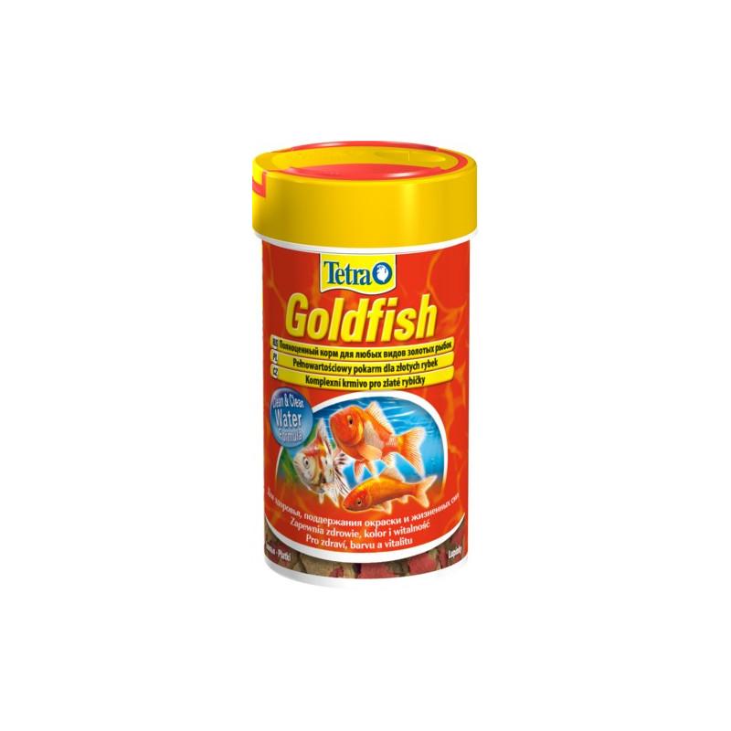 Корм Tetra Goldfish