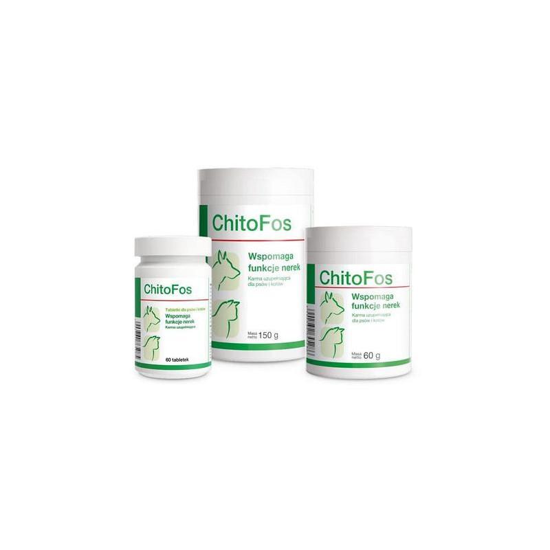 Dolfos (Дольфос) CHITOFOS (ХИТОФОС) таблетки для поддержания функции почек у кошек и собак