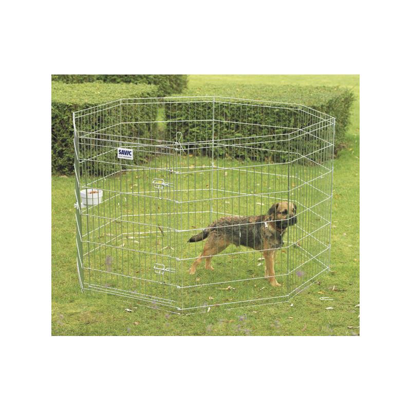 Savic ДОГ ПАРК (Dog Park) вольер для щенков