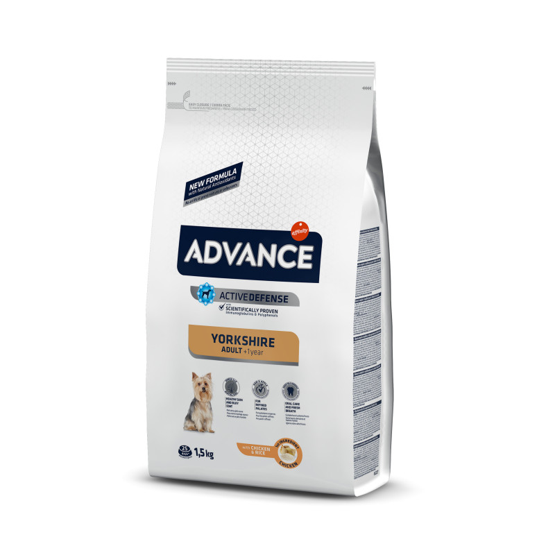 Advance (Эдванс) Dog Yorkshire Terrier - Корм для для йоркширских терьеров