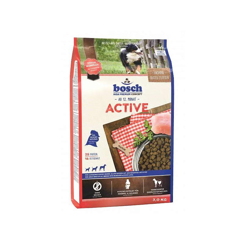 Bosch (Бош) Active - Сухой корм для собак с большими физическими нагрузками
