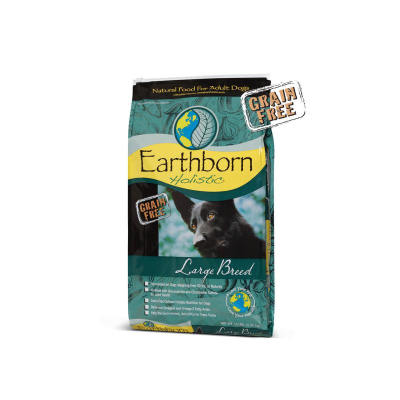 Корм EARTHBORN HOLISTIC DOG Large Breed для собак