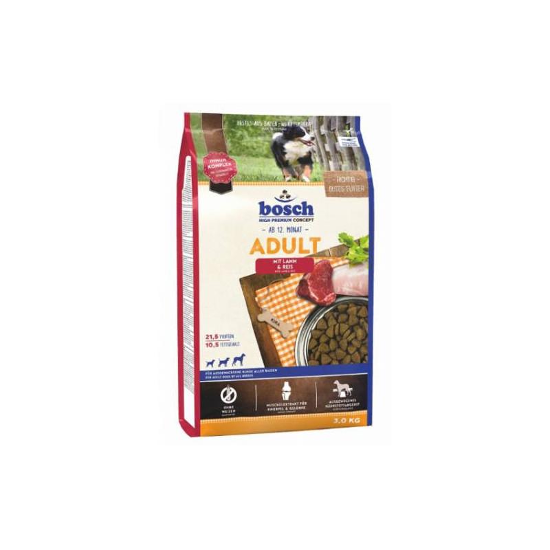 Bosch Adult Lamb and Rice для взрослых собак
