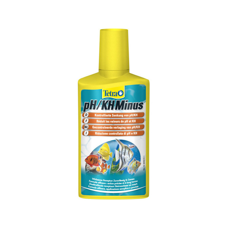 Средство TETRA PH/KH MINUS для уменьшения жесткости воды