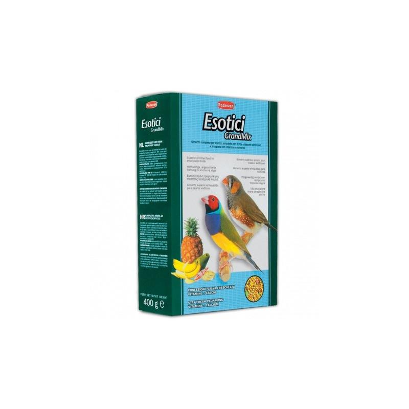Grandmix esotici основной корм для экзотических птиц