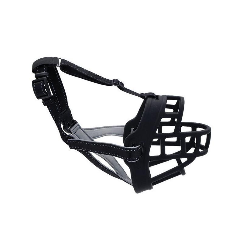 Coastal (Коастал) Soft Basket Muzzle - силиконовый намордник для собак