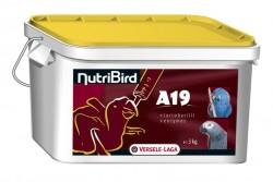 Versele-Laga NutriBird A19 МОЛОКО (for baby-birds) молоко для птенцов крупных попугаев