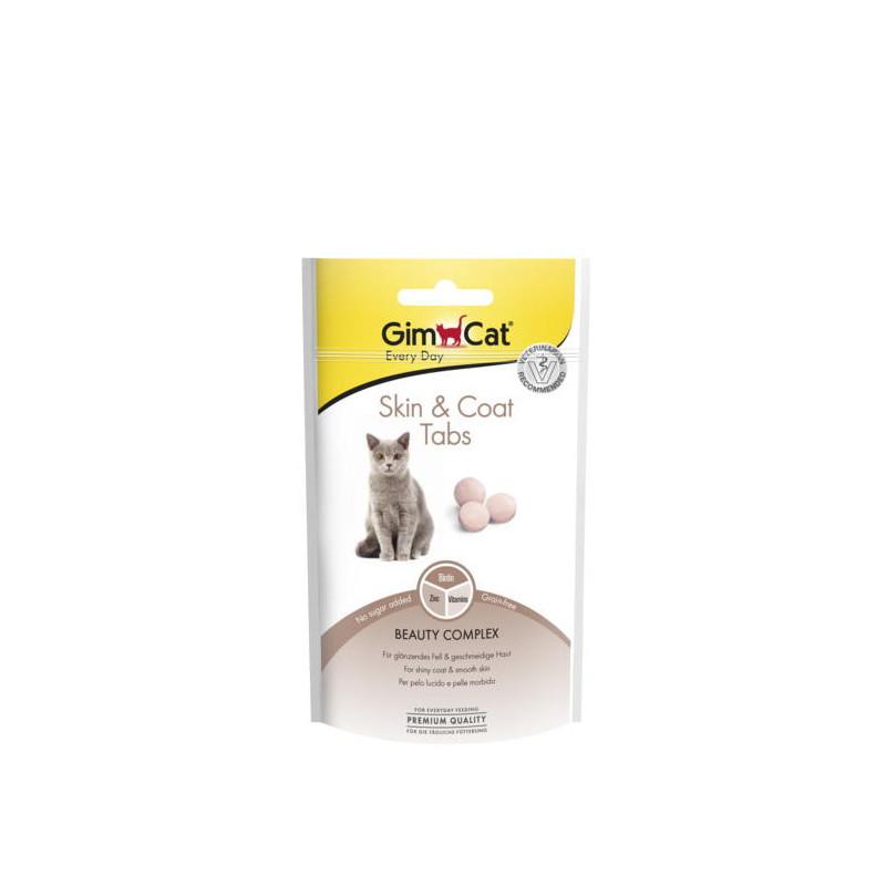 GimCat (ДжимКэт) Every Day Skin&Coat - Таблетки для кошек