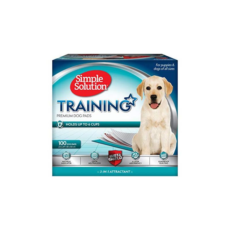 Гигиенические пелёнки Simple Solution Training для собак