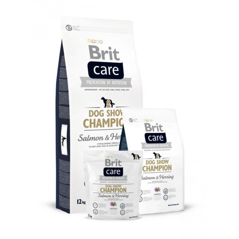 Brit Care (Брит Кеа) DOG SHOW Champion корм для выставочных собак