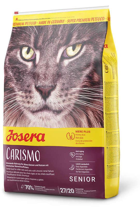 Josera (Йозера) Carismo - Сухой корм с птицей для пожилых кошек и кошек с почечной недостаточностью