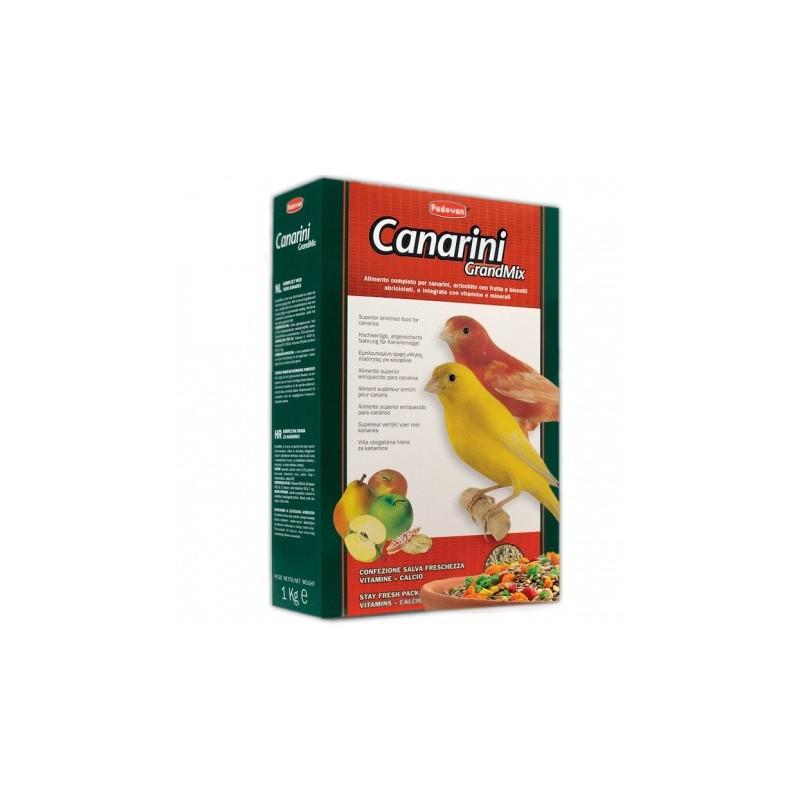 Grandmix сanarini основной корм для канареек