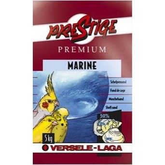 Versele-Laga (Версель-Лага) Prestige Premium Marine - Песок из морских раковин для птиц