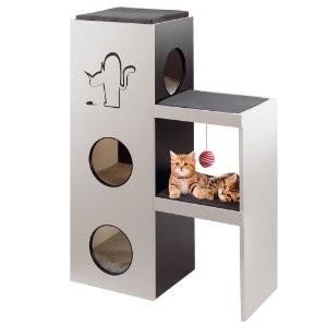 Ferplast (Ферпласт) Napoleon - Домик для кошки - Фото 5