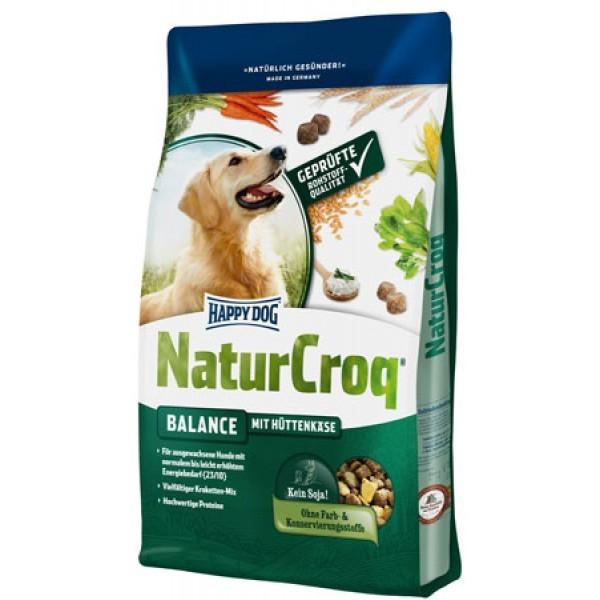 Happy Dog (Хеппи Дог) NaturCroq Balance - Сухой корм с домашней птицей для взрослых собак с умеренной и повышенной активностью - Фото 2