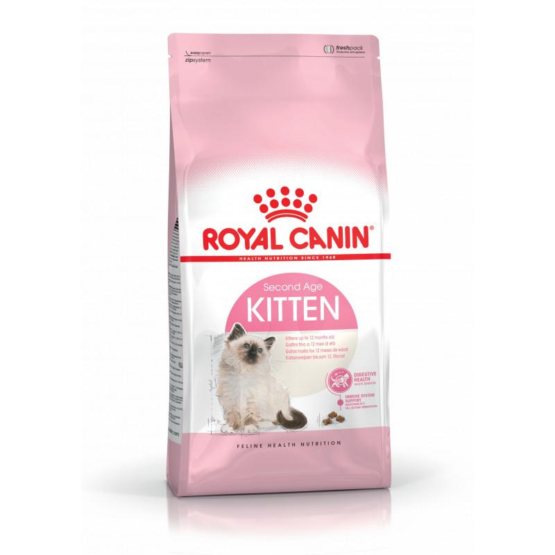 Royal Canin (Роял Канин) Kitten - Сухой корм с птицей для котят до 12 мес