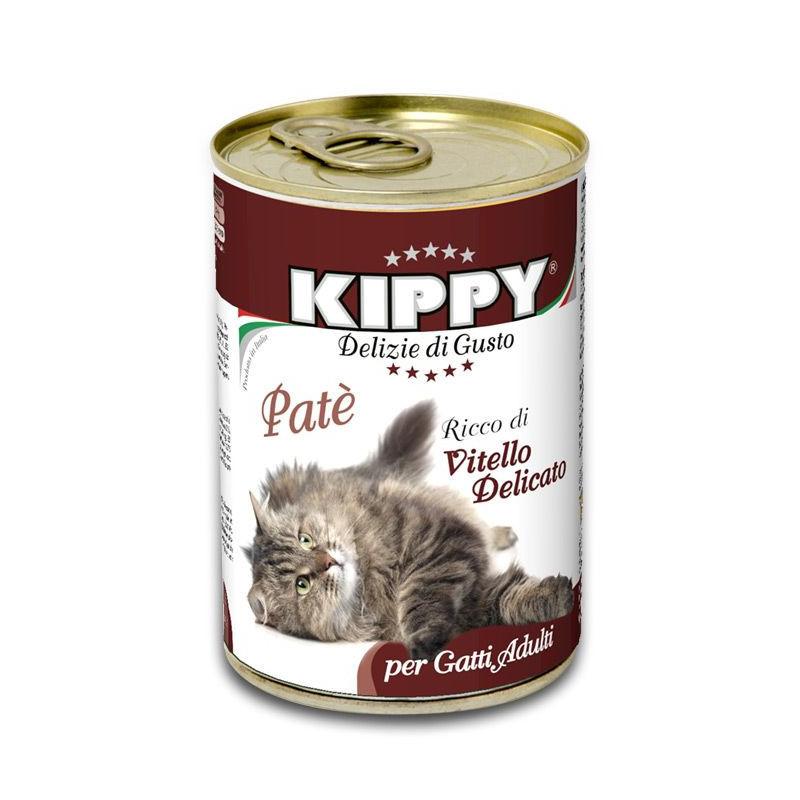Kippy (Киппи) Cat. Консервы с говядиной для кошек