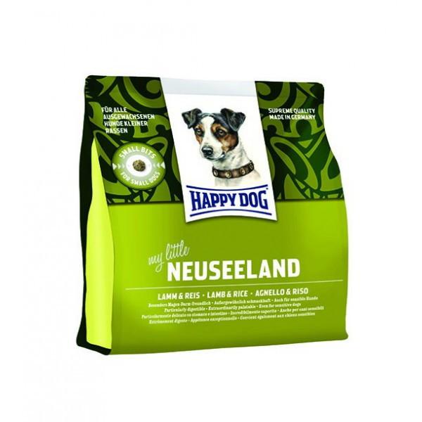 Happy Dog (Хеппи Дог) Mini Neuseeland - Сухой корм с ягнёнком для собак мелких пород - Фото 2