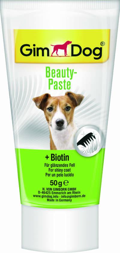 GimDog Beauty Paste+Biotin Витаминная паста для собак с биотином
