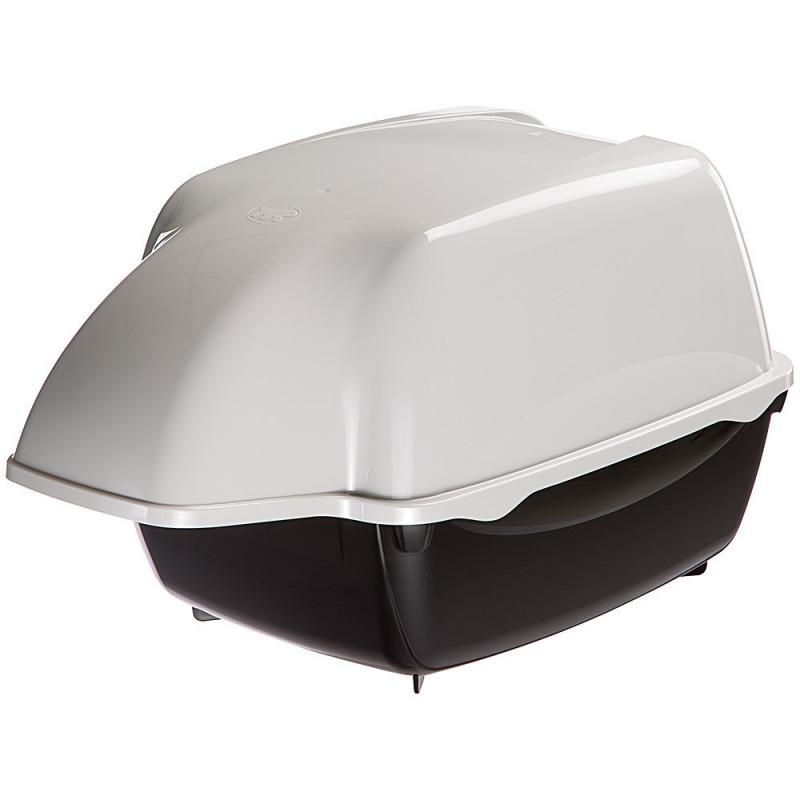 Ferplast (Ферпласт) Outdoor - Туалет закрытого типа без ручки для котов для использования на улице и в помещении