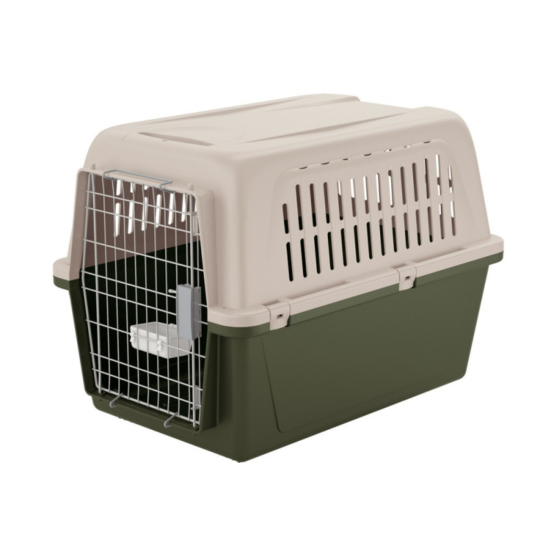 Ferplast (Ферпласт) ATLAS 60 CLASSIC - Пластиковый контейнер-переноска для собак