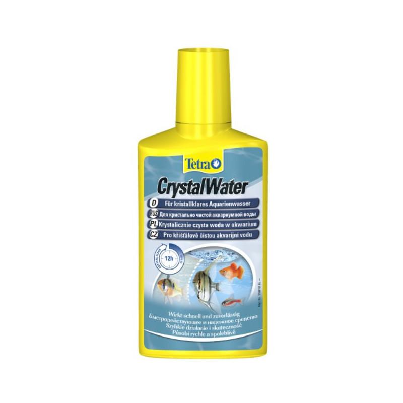 Жидкий кондиционер для аквариума TetraAqua Crystal Water