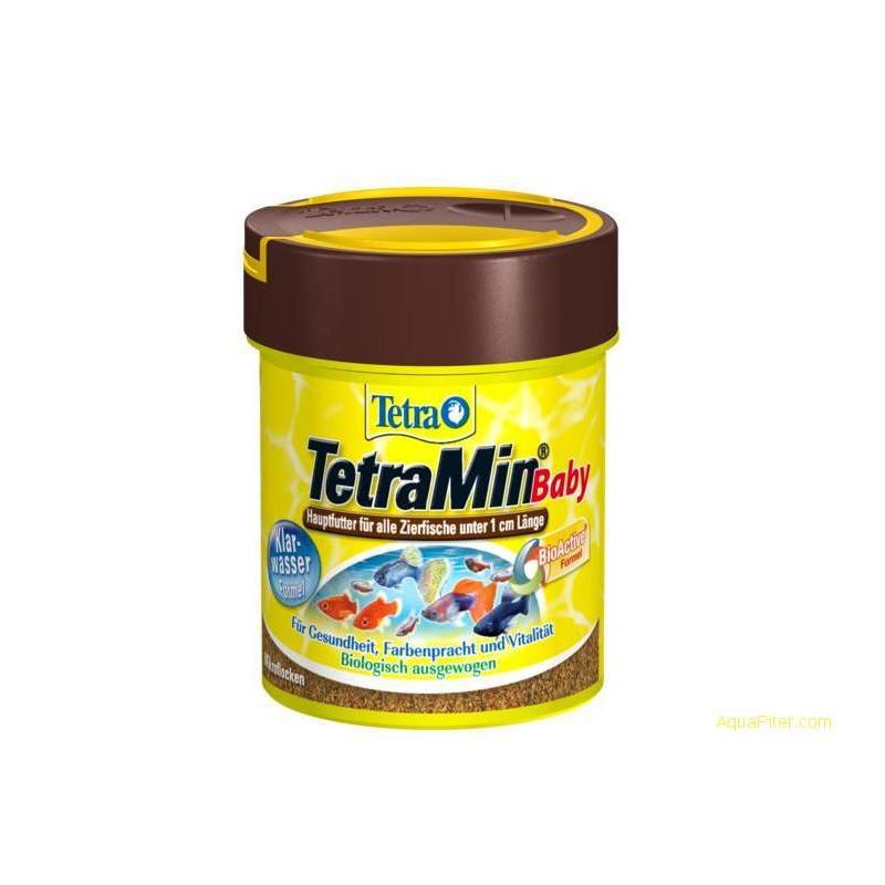 Корм TETRA BABY для мальков с протеинами