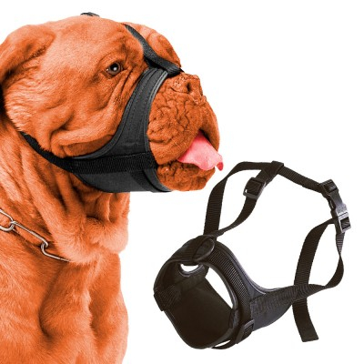 Намордник для коротконосых собак Safe Boxer от Ferplast - Фото 2