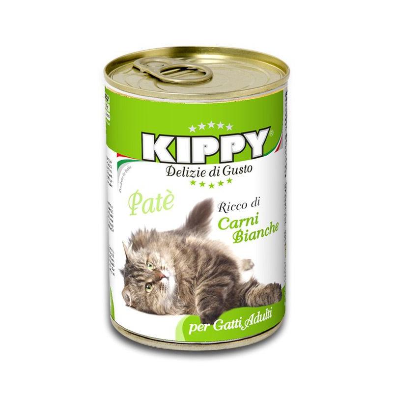 Kippy (Киппи) Cat - Консервы из белого мяса для кошек