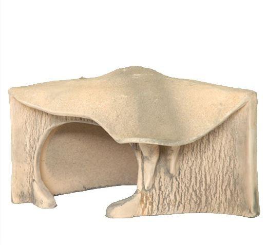 Декор для террариума Природа Грот угловой большой