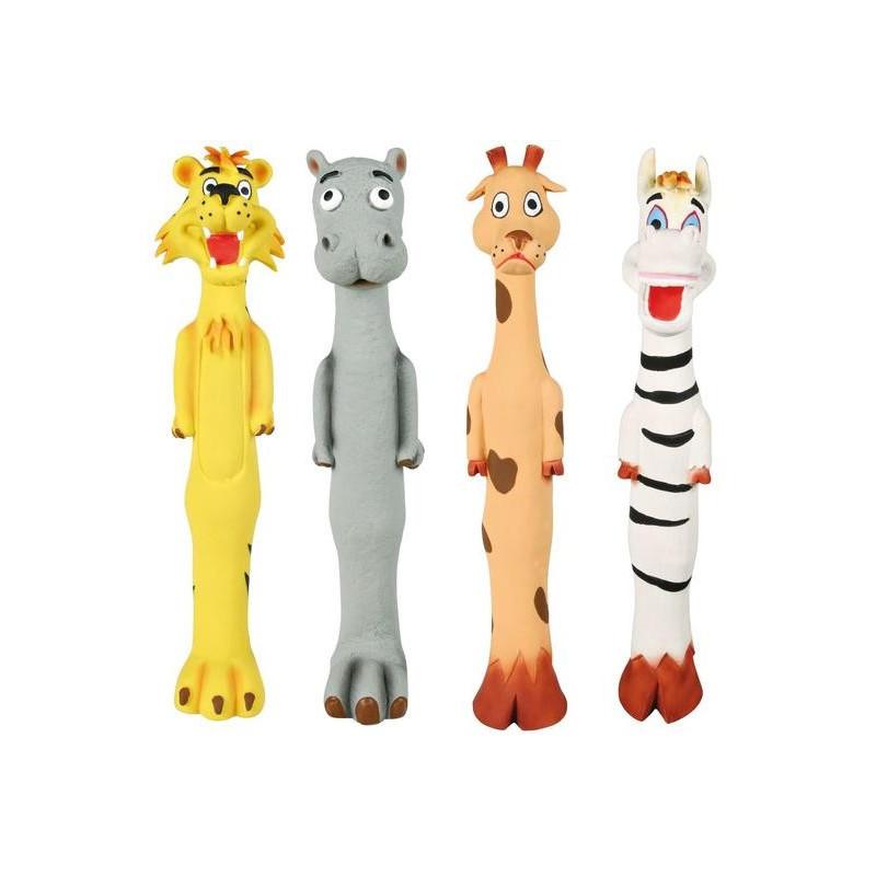"""Trixie (Трикси) Игрушка латексная для собак """"Longies"""" Сафари"""