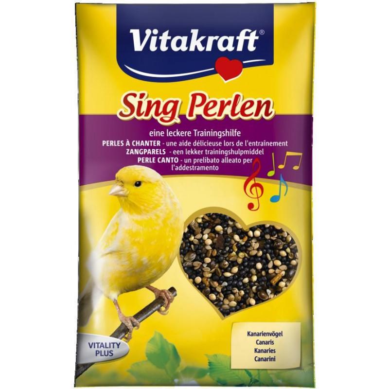 Витаминная добавка VITACRAFT PERLEN для канареек