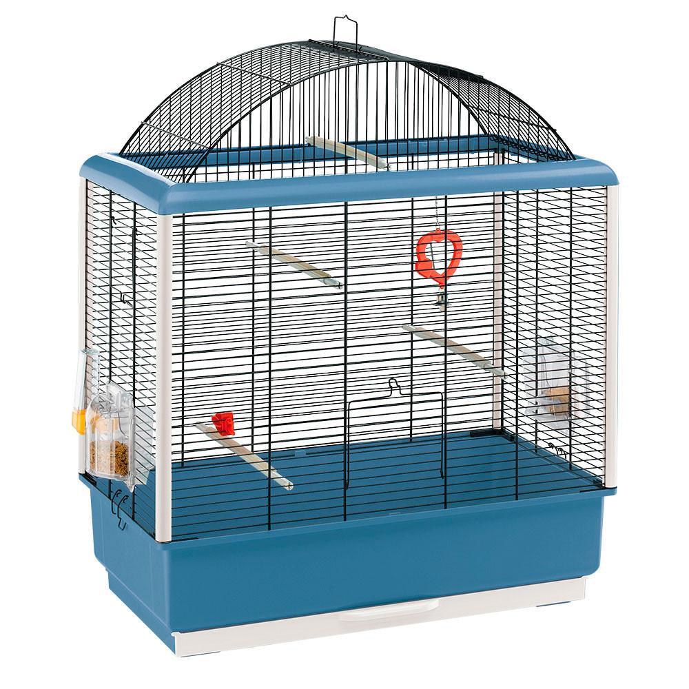 Клетка Ferplast Palladio 4 для канареек и других мелких экзотических птиц - Фото 2
