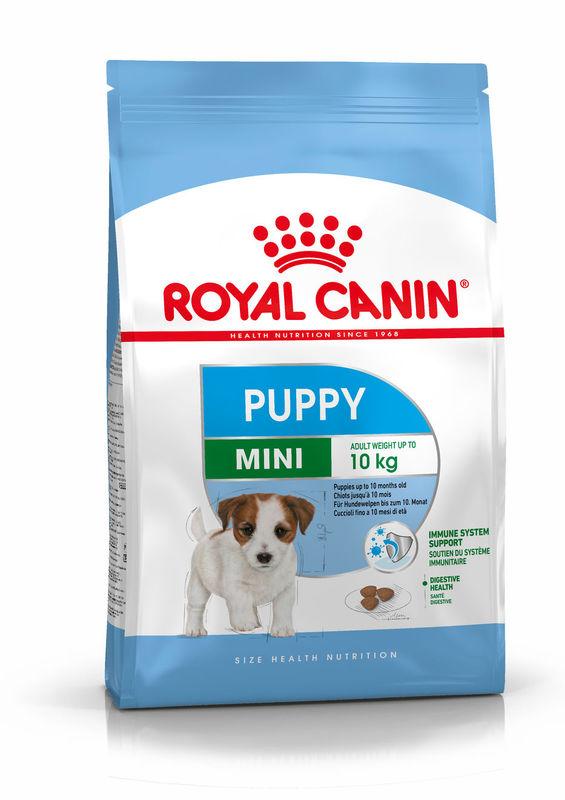 Royal Canin (Роял Канин) Mini Puppy - Сухой корм с мясом птицы для щенков мелких пород