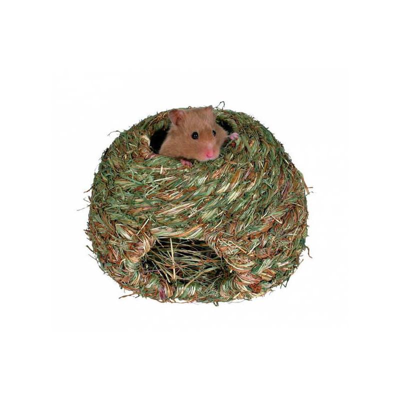 Trixie (Трикси) Гнездо травяное с двумя входами для грызунов