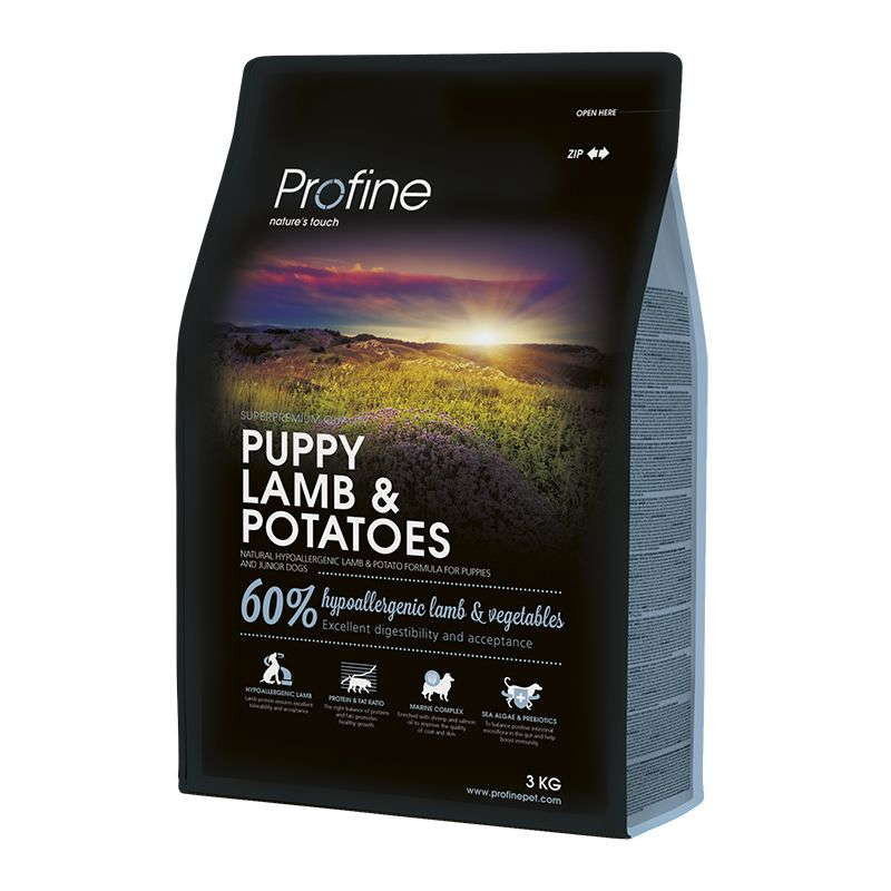 Profine Puppy lamb гипоаллергенный корм для щенков