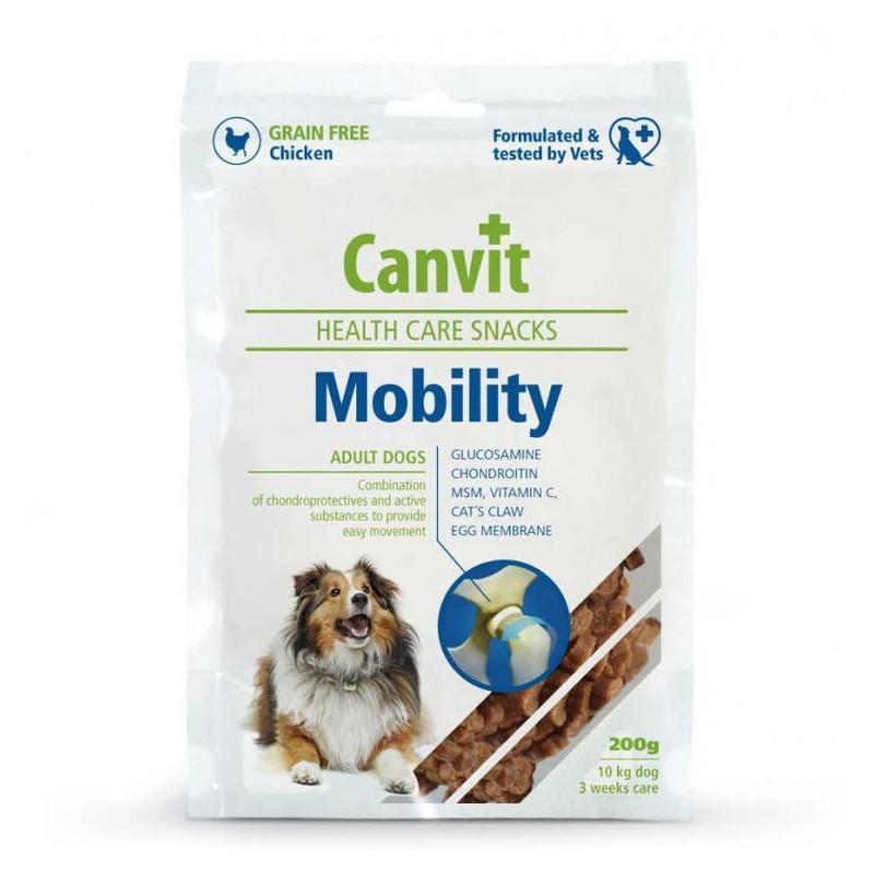 Canvit (Канвит) Mobility Snack Полувлажное лакомство