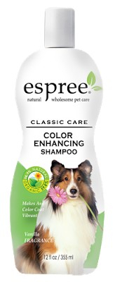 ESPREE (Эспри) Color Enhancing Shampoo - Цветонасыщающий шампунь для всех типов кожи с ромашкой и календулой для собак - Фото 2