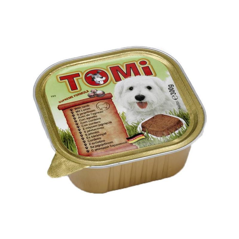 TOMi lamb консерва с мясом ягненка для собак
